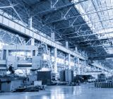Produktionsmiljö från metallindustri. Foto: Colourbox