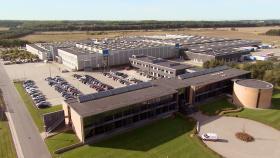 Solars huvudkontor i Danmark. Foto: Solar