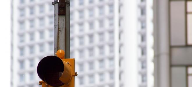Grönt ljus på Wall street. Foto: Colourbox