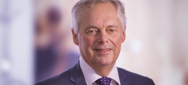 Johnny Alvarsson, styrelseordförande i FM Mattsson Mora Group. Foto: FM Mattsson Mora Group
